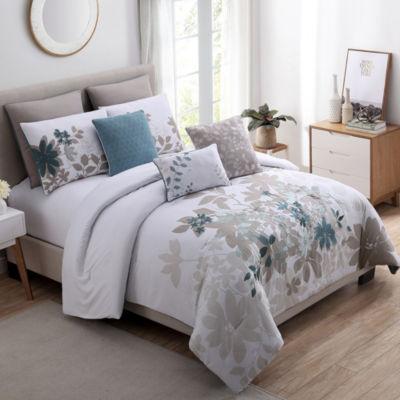 Pacific Coast Textiles 8-Piece Comforter Set Alana