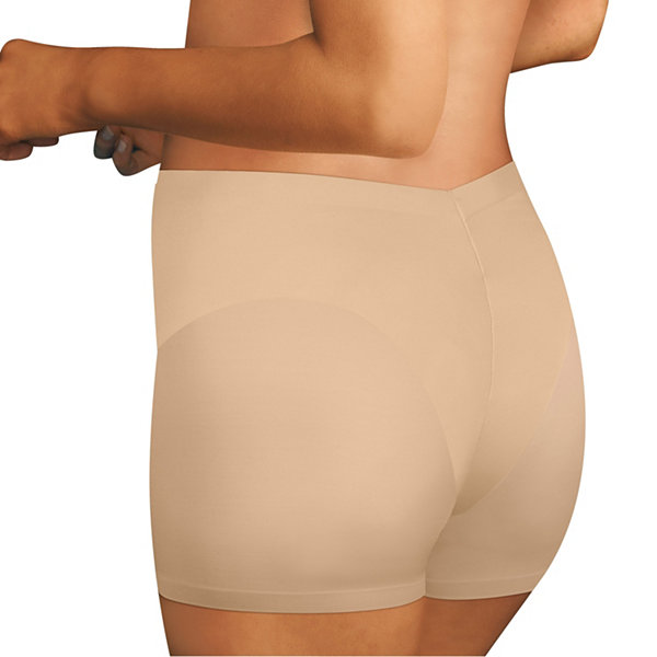 Maidenform Cover Your Bases Smoothing Light Control Slip Shorts - 0034j