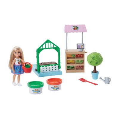 Barbie Chelsea Doll and Veggie Garden Set