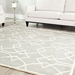 Safavieh Capri Collection Cindra Geometric Square Area Rug