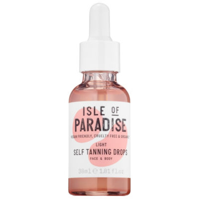 Isle of Paradise Self Tanning Drops