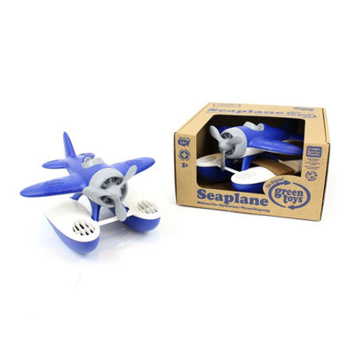 Green Toys Seaplane - Blue/White