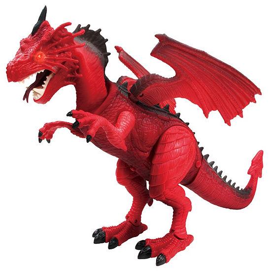 Mighty Megasaur Battery Operated Walking Dragon