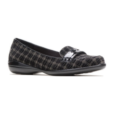 Hush Puppies Womens Daly Loafers Slip-on