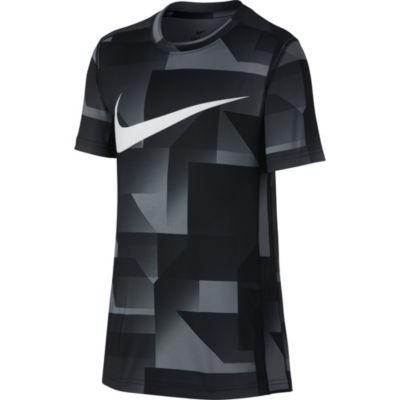 Nike Baselayer Short Sleeve Shirt-Big Kid Boys