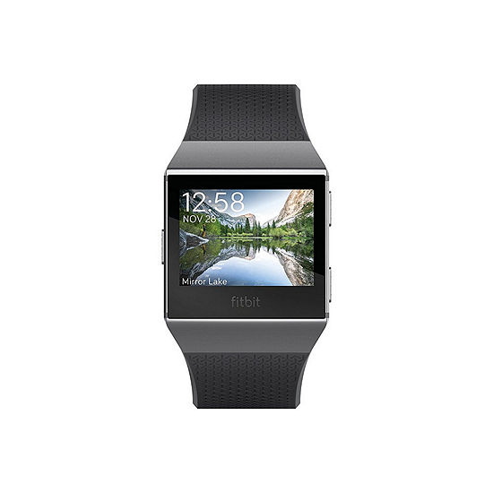 29802e9712a20 Fitbit Ionic Smart Watch FB503CPBU - JCPenney