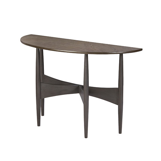 Ink+Ivy Ellipse Console Table