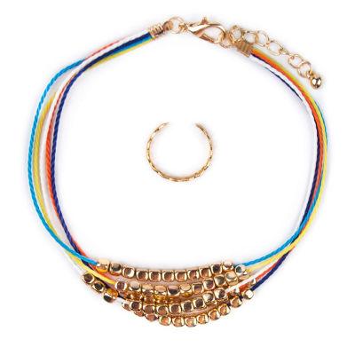 Arizona Womens 2-pc. Jewelry Set