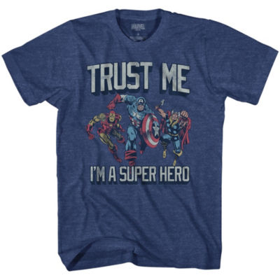 Marvel Trust Issues Graphic Tee