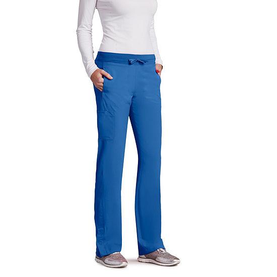 Barco® One™ 5205 Women's Low Rise Knit Waist Cargo Track Scrub Pants