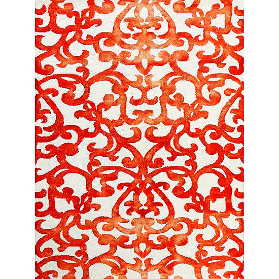 Amer Rugs Shibori AH Hand-Tufted Wool Rug