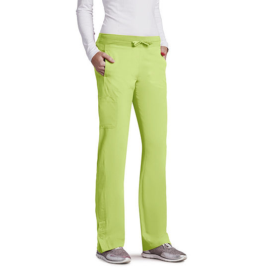 Barco® One™ 5205 Women's Low Rise Knit Waist Cargo Track Scrub Pants