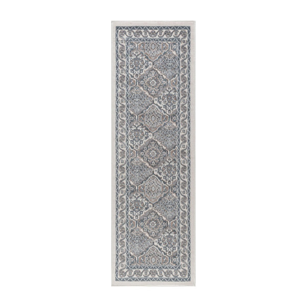 Tayse Oxnard Traditional Oriental Runner Rug