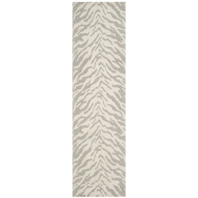 Safavieh Marbella Collection Anson Geometric Runner Rug