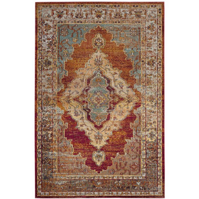 Safavieh Crystal Collection Dedan Oriental Area Rug