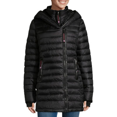 Canada Weather Gear Woven Heavyweight Puffer Jacket