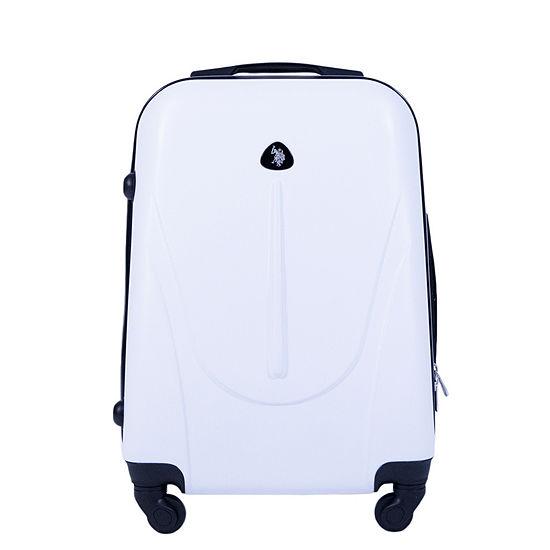 U.S. Polo Assn. 21 Inch Hardside Lightweight Luggage