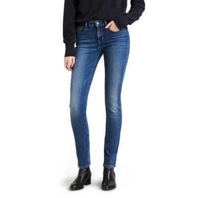 Levi's Classic Mid Rise Skinny Jean