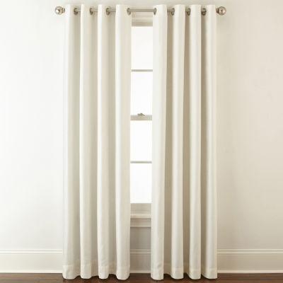 JCPenney Home Supreme Blackout Grommet-Top Curtain Panel