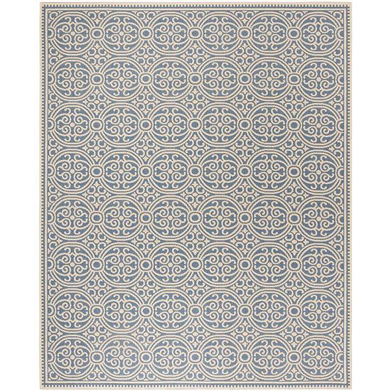 Safavieh Linden Collection Barnes Geometric Area Rug