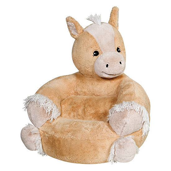 Trend Lab Children'S Plush Pony Character Chair Kids Chair