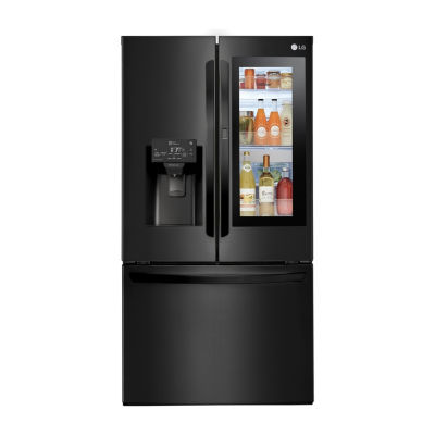 LG ENERGY STAR® 27.5 cu ft Smart Wi-Fi Enabled InstaView™ Door-in-Door® Refrigerator