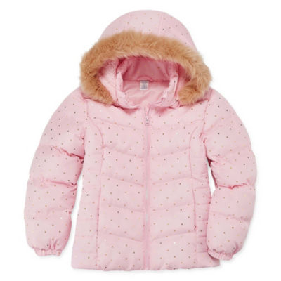 Arizona Heavyweight Puffer Jacket - Girls 4-16 & Plus
