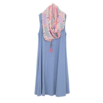 Lilt Sleeveless A-Line Dress - Big Kid Girls