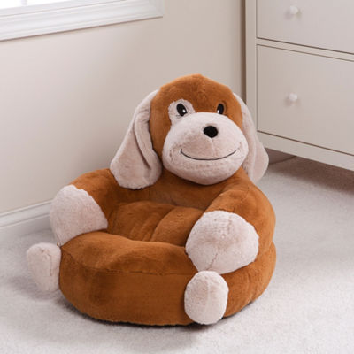 Trend Lab Children'S Plush Puppy Character Chair Kids Chair