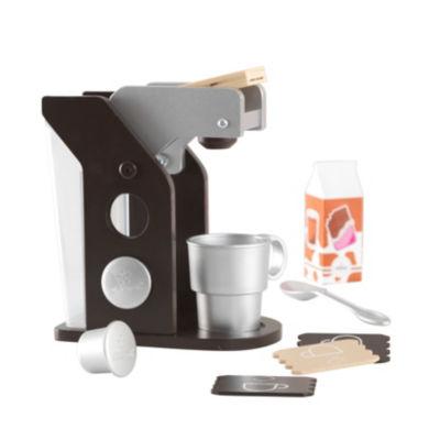 KidKraft Espresso Coffee Set