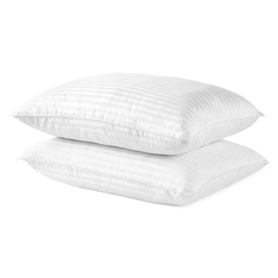Serta Egyptian Cotton Down Alternative 2-Pack Pillow