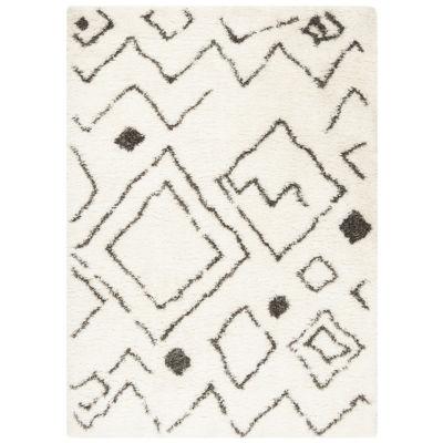 Safavieh Flokati Collection Osmond Abstract Area Rug