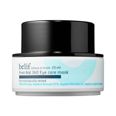 belif First Aid 360 Eye Care Mask