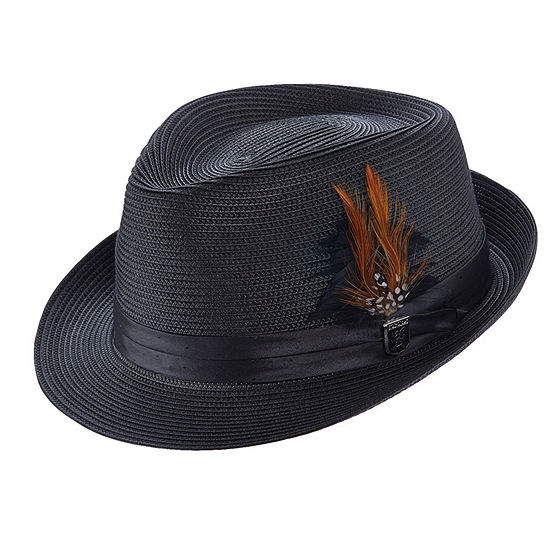 Stacy Adams® Teardrop Fedora