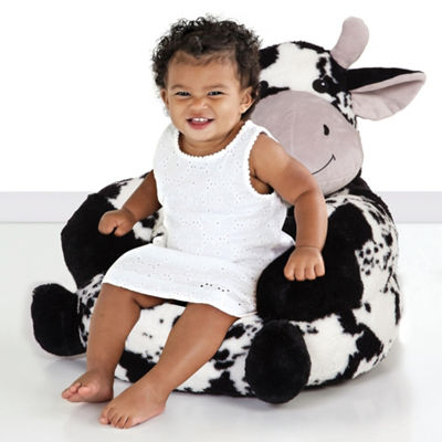 Trend Lab Children'S Plush Cow Character Chair Kids Chair