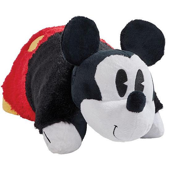 Pillow Pets Disney Retro Mickey Mouse  Stuffed Animal Plush Toy