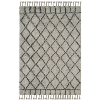 Safavieh Casablanca Collection Fechin Geometric Area Rug