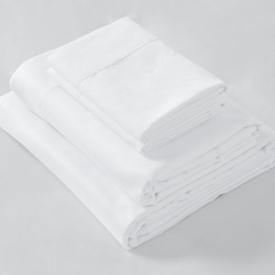 Sobel Cale Woven Queen Fitted Sheet 24-pc.