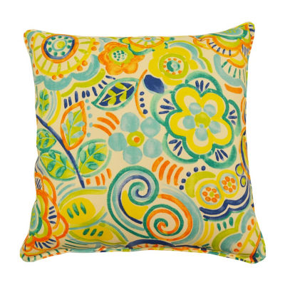 Bronwood Square Corded Outdoor Pillow