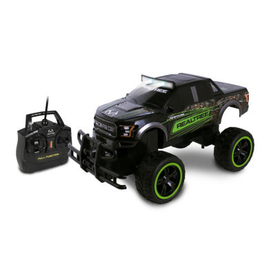 Nkok Realtree 1:14 Scale Radio Controlled 2017 Ford F-150 Raptor (Rc)