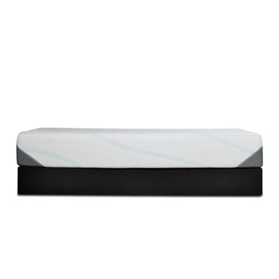 TEMPUR-Pedic Adapt Medium Hybrid - Mattress + Box Spring