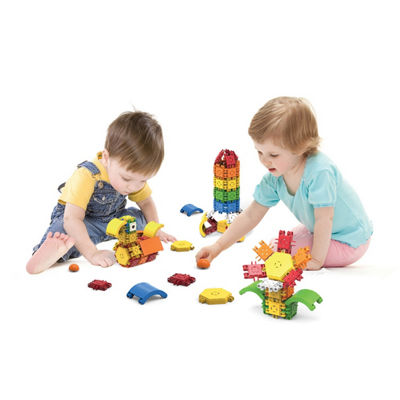 Magformers Basic Set - 50 Piece Magnetic Construction Set