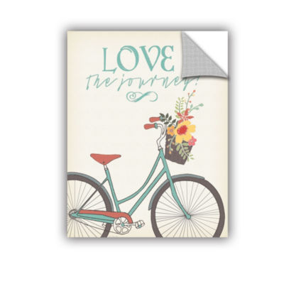 Love The Journey Removable Wall Decal