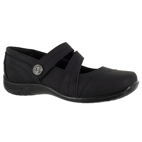 Easy Street Womens Mary Slip-On Shoe Round Toe