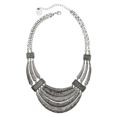 EL by Erica Lyons 4.25 El Playful Brights Womens Collar Necklace