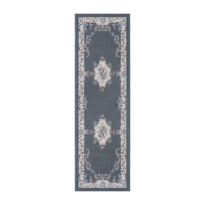 Tayse Jolie Traditional Oriental Runner Rug
