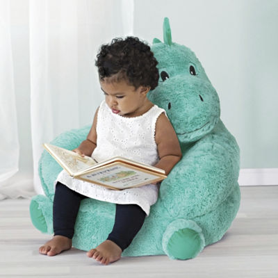 Trend Lab Children'S Plush Dinosaur Character Chair Kids Chair