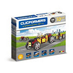 Magformers Speed Wheel Set - 34 Piece Magnetic Construction Set