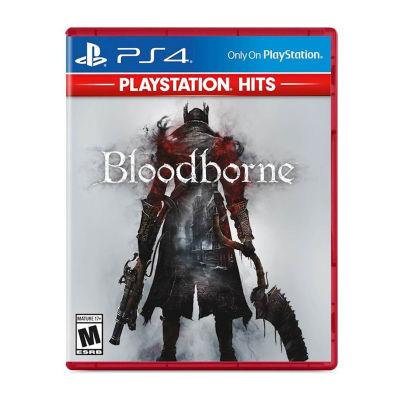Playstation 4 Bloodborne - Playstation Hits Video Game