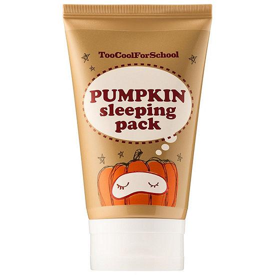 Too Cool For School Pumpkin Sleeping Pack